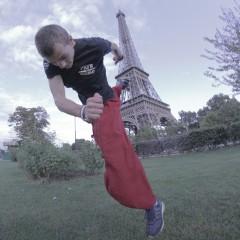 Eiffel-tower kick by Marcin Wr