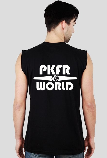 Official PKFR.WORLD Sleeveless Shirts